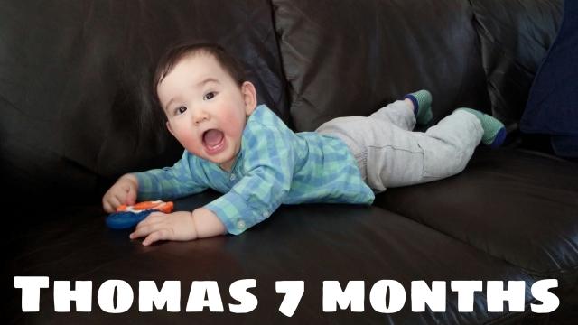 Thomas 7 Months